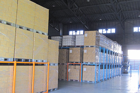 倉庫管理事業